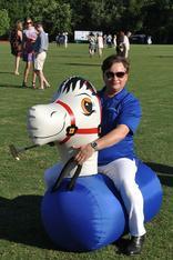 Medium - Box of 1 Inflatables Horses InflatablesUSA.com Pony Hops Hippity Hop