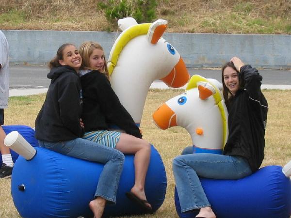 Chicago IL Pony Hop Racer Rentals